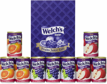「Welch's」ギフト W10