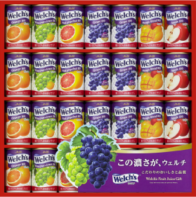 「Welch's」ギフト WH30