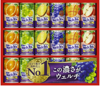 「Welch's」ギフト W20N