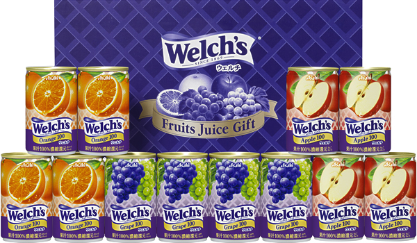 「Welch's」ギフト W15